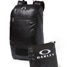 sac à dos, sac, pliable, noir, oakley, léger, durable