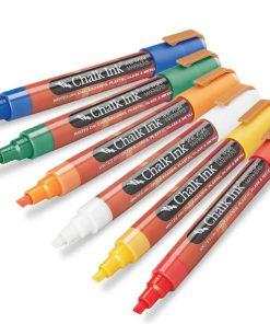tableau, del, lumière, craie, crayon, effaçable