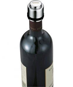 bouchon, bouteille à vin, bouteille, zippo, anti-déversement, logo, gravure, personnalisé, promotionnel
