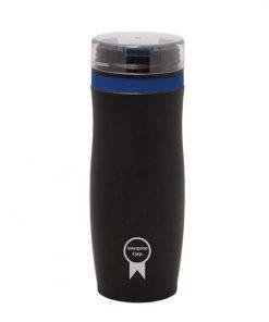breuvage, isolée, isotherme, bouteille, stainless, imprimable, logo, graphisme, couleur, 24oz, café