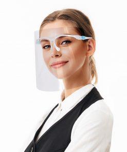 visière, lunette, confort, covid, virus, docteur, masque, visière