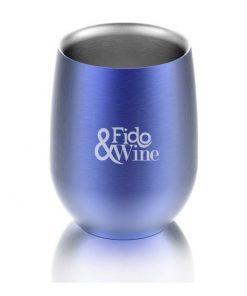 gobelet, tasse, café, 9oz, stainless, couleur, réchaud, froid, couvercle, tasse, verre, vin, transportable, verre à vin