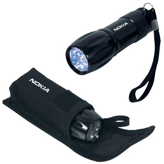 lampe de poche, portative, DEL, LED, lumière, logo, personnalisé, promotionnel