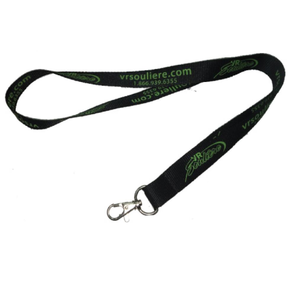 lanière, lannière, laynard, porte-clé, acrroche-clé, collier pour clé, sublimation
