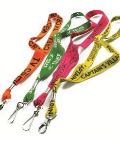 lanière, lannière, laynard, porte-clé, acrroche-clé, collier pour clé, sérigraphie, promotionnel, personnalisé