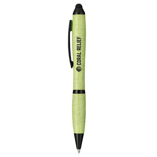 stylo, stylet, bille, encre, plastique, écologique, pression, logo, graphisme, personnalisé, promotionnel