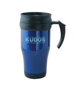 tasse, tasse isolée, tasse de voyage, transport, voiture, maison, travail, garde chaud, couvercle, anse, logo, personnalisé, promotionnel
