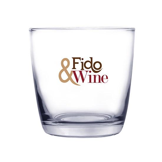 verre à fort, verre à liqueur, scotch, brandy, whisky, fort, breuvage, logo, graphisme, personnalisé, promotionnel