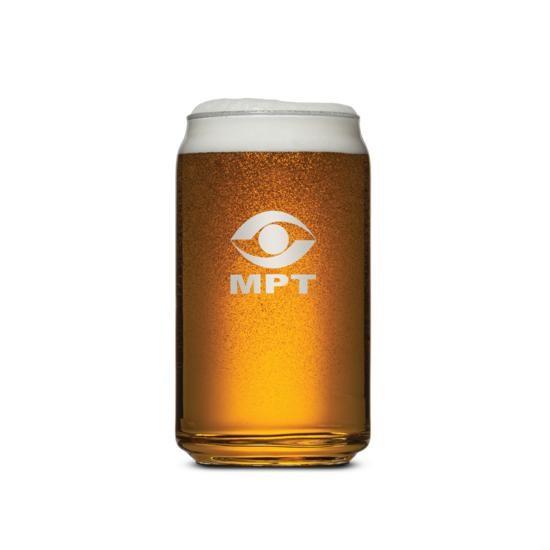 verres à bière, verre, bière, buck, 20oz, chop, breuvage, logo, graphisme, promotionnel, personnalisé